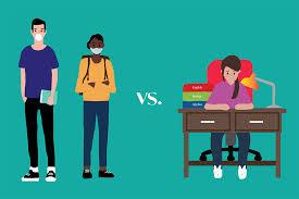 Virtual Or In Class?