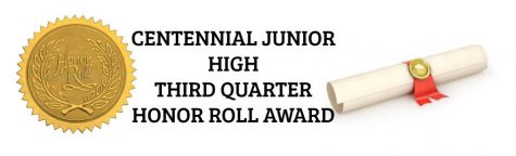 Centennial 2020-2021 Third-Quarter Honor Roll